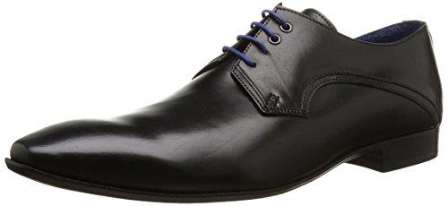 Azzaro Jurical, Chaussures lacées homme Marron (Ebène)