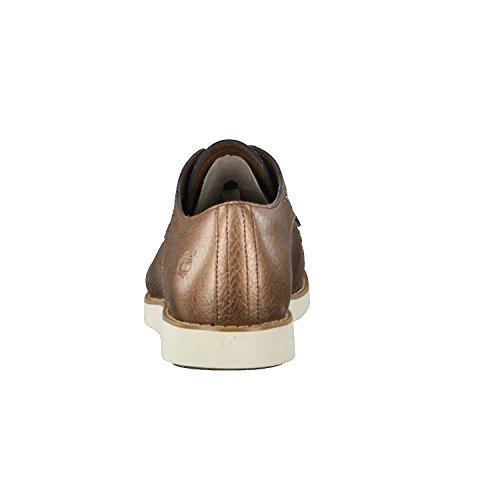 Timberland Damen Schuhe Lakeville Oxford A1FZJ Copper Metallic