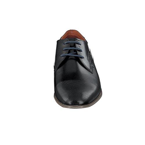 Bugatti 312101081000, Derby homme Noir