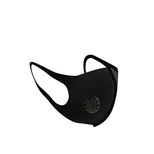 Mypace2 Maskenset (Hygienemaske + Schutzbrille + Handschuhe) Atemschutz Gesichtsmaske mit Gummizug Ohrschlaufen, Fachmann Brille, Staubschutz Mundschutz Laborgläser für Männer Frauen