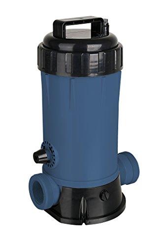 TIP Dosificador de Cloro ChlorMax, 4 kg de Capacidad, máx. Tamaño de la Piscina: 150 m3.