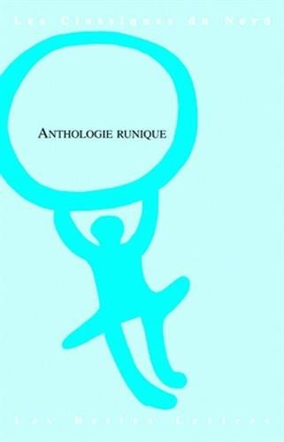 Anthologie runique par Alain Marez