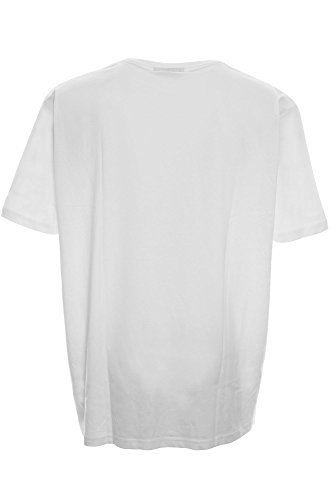 Kitaro T Shirt Herren Kurzarm Maritim Sailing Weiß