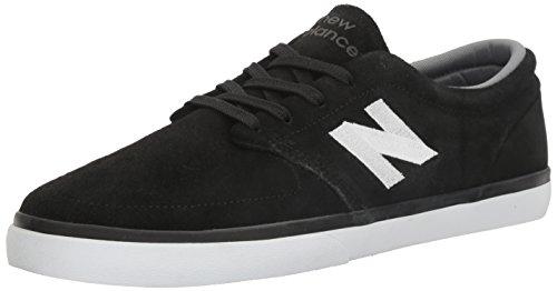 New Balance Numeric Nm345bw 345 Black White Nero