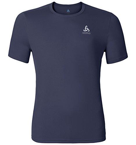 Odlo Herren S/S Crew Neck Cardada T-Shirt marine (300)