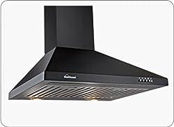 Sunflame Kitchen Chimney Fusion BK 850m3/hr