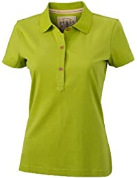 James & Nicholson Damen Poloshirt Ladies' Vintage