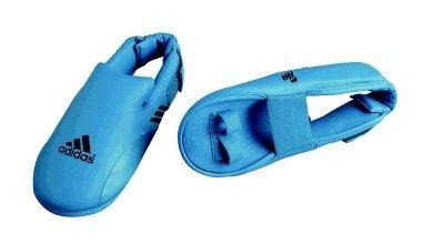 adidas Spannschutz/Fußschutz blau, Gr. S