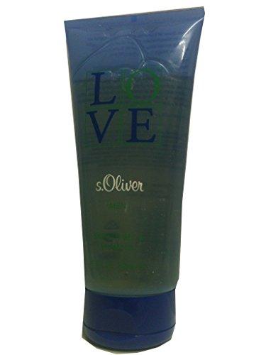 Preisvergleich Produktbild S.Oliver Love Man Duschgel 200 ml