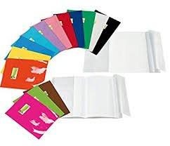 Coprimaxi quaderno tinta unita laccato - set 10 pezzi con targhetta porta nome e salvaorecchie (assortita)