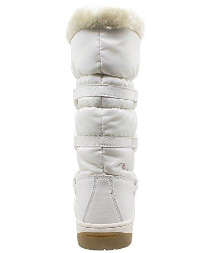 Kefas - Stivali invernali donna 2811 Susan Bianco