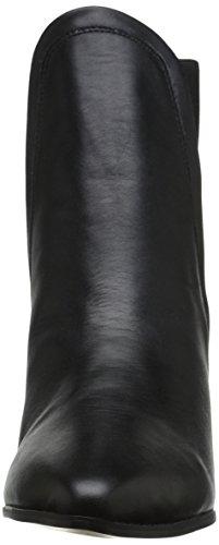 Report Signature Iggby rotondo in pelle di moda-donna Nero (nero)