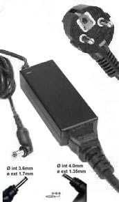 Chargeur / Alimentation Pc Portables E-force® pour HP Mini 110-3740sf - 45W/2.1A