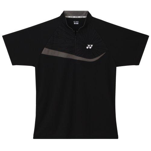 YONEX Badminton Poloshirt Herren Schwarz