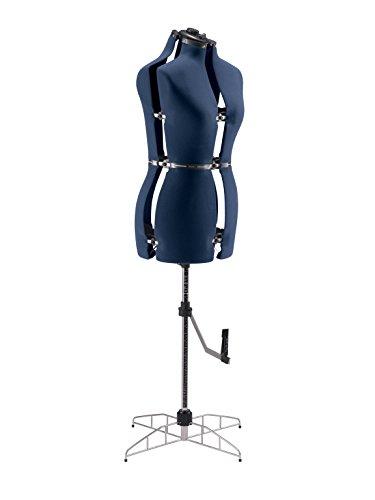 Singer DF250 Mannequin de couture réglable femme Buste...