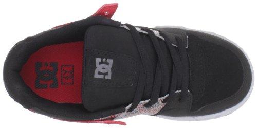 DC Shoes MONGREL D0303339B Jungen Sportschuhe - Skateboarding Schwarz (BLKGRYRED BYRD)