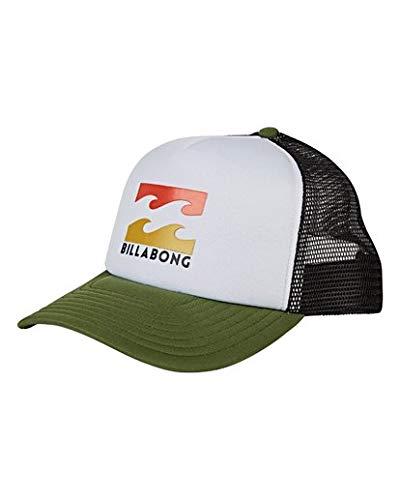 Billabong Men's Classic Trucker Hat Billabong Black Hat