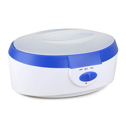GODLOVEYOU High Capacity Wax Heater SPA Paraffinbad Hand Feet Wax Hautbehandlung Maschinensatz,Blau -