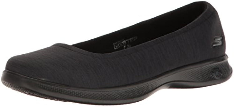 Skechers Performance Wouomo Wouomo Wouomo Go Step Lite-Streak Walking scarpe, nero, 9 M US | Dall'ultimo modello  b2eb22