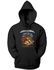 Gamma Ray Master of Confusion 701200 Unisex - Kinder Hood Kids