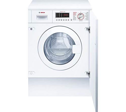 Bosch Serie 6 WKD28541GB 7kg Wash 4kg Dry 1400rpm Integrated Washer Dryer - White