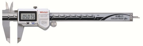 Mitutoyo 500-752-20Serie 500Absolute Kühlmittel Proof Bremssattel mit Staub/Wasser Schutz nach IP67Level, ohne SPC Daten Ausgang, 0cm-6