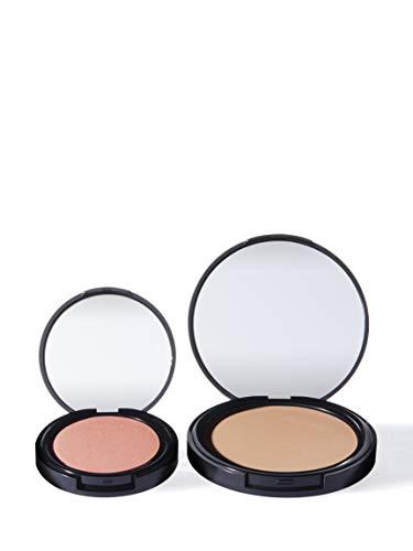 Make-up Blush Duo (FIND - Sunkissed radiance duo - hell (Bronzer n.1 + Blush n.1))