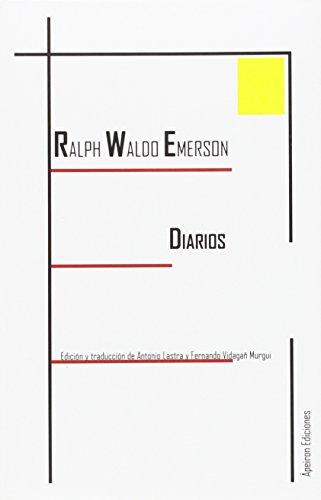 DIARIOS (Eidos) por RALPH WALDO EMERSON
