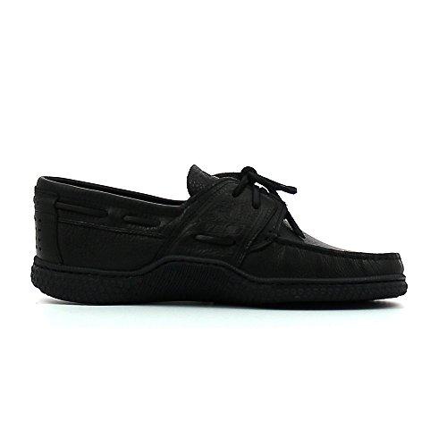 TBS Goniox, Chaussures bateau homme, Gris (Terreau), 46 EU Noir