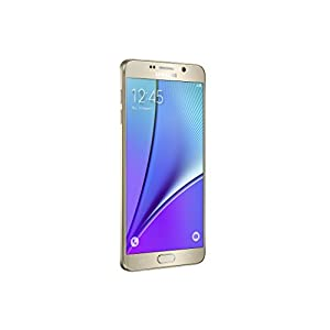 (Certified REFURBISHED) Samsung Galaxy Note 5 N920G (Gold, 32GB)