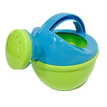 ma-on Kunststoff Baby Bath Beach Toys Gießkanne (zufällige Farbe)