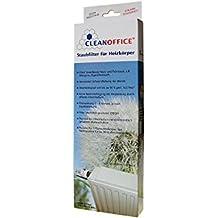 Clean Office Staubfilter Heizkoerper 3-er Pack, weiß, 16.820.00.10