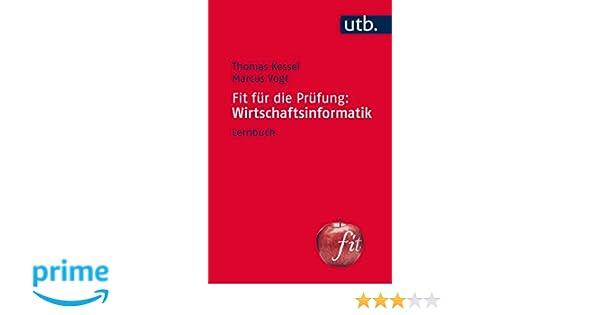 Fit für die Prüfung: Wirtschaftsinformatik: Lernbuch: Amazon.de ...