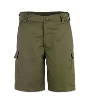 Brandit Combat Cargo Shorts oliv (GR.L)