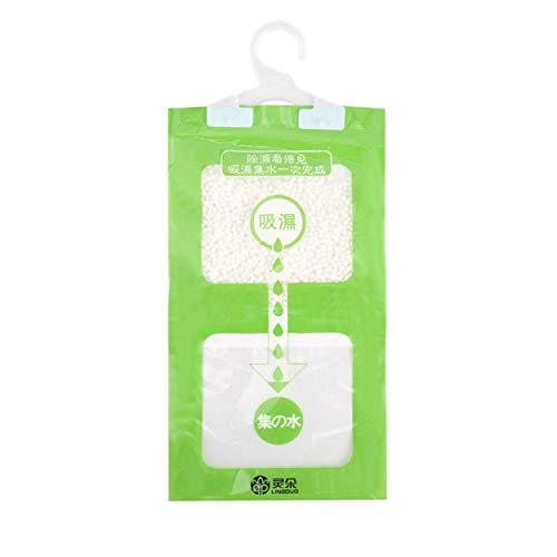 Lotenlli armadio appeso sacchetti di umidità cucina bagno armadio deumidificatore borse essiccazione igroscopica anti-muffa sacchetto essiccante