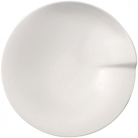 Villeroy & Boch Pasta Passion piatto, porcellana, bianco, Medium, Set