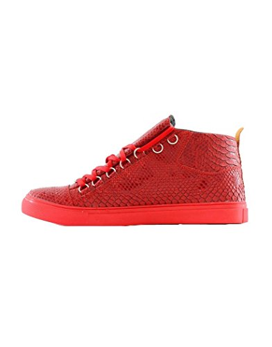 Tamboga - Basket homme rouge Tamboga 09 Rouge Rouge