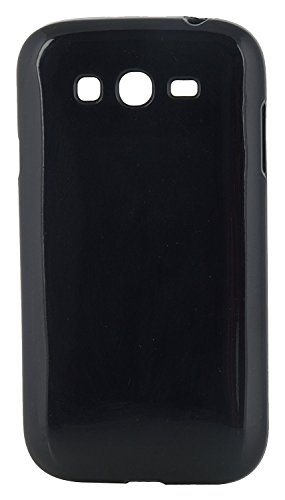 iCandy™ Soft TPU Shiny Back Cover For Samsung Galaxy Grand S9082 / Grand Neo S9060 / Grand Neo Plus S9060i - Black  available at amazon for Rs.165