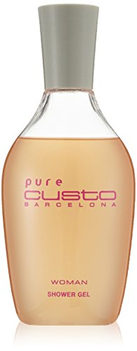 Custo Barcelona Pure femme/woman, Shower Gel, 1er Pack (1 x 200 ml)