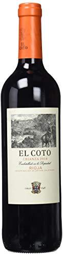 El Coto Rioja Vino Tinto - 6 botellas x 750 ml - Total: 4500 ml