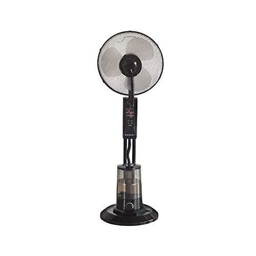 Beper VE.501 Ventilador, 75 W, 3 Velocidades, Negro