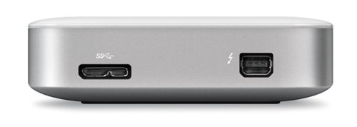 Buffalo 128GB MiniStation Thunderbolt with USB3.0 Solid State Drive