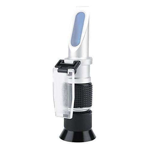 Portable Refractometer Professionelle Hand Brix Refraktometer 0~90{1739a399432009bc87af832aa96f3f66c5f3d55e8b2cc80dc272bd531862f29f} Spezifische Lebensmittel Bier Milch Fruchtsaft Zucker Meter Tester
