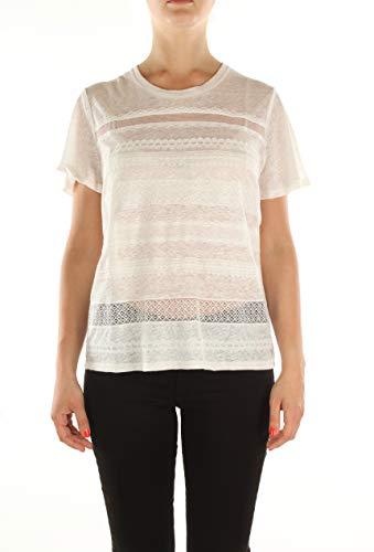 BURBERRY T-Shirts Kurzarm Damen - Leinen (4052661) -
