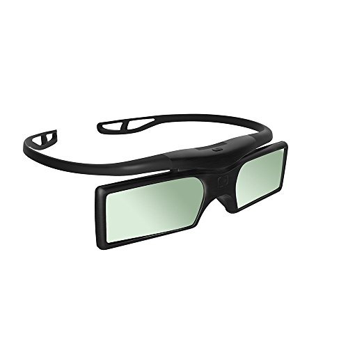 Gonbes G15-BT Bluetooth Occhiali 3D stereoscopico Active Shutter per TV Proiettore Epson / Samsung / SONY / SHARP Bluetooth 3D
