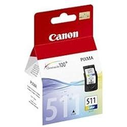 New Sealed CL-511Canon Couleur cartouche d'encre pour imprimante Canon Pixma iP2700iP2702MP240MP250MP252MP260MP270MP272MP280MP282MP480MP490MP492MP495MP499MX320MX330MX340MX350MX360MX410MX420