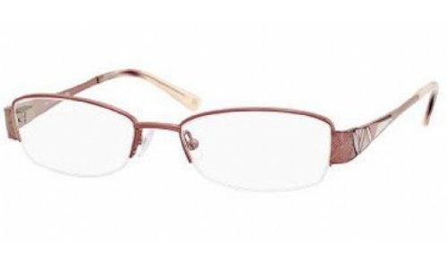 liz-claiborne-montura-de-gafas-para-mujer-rosa-rosa