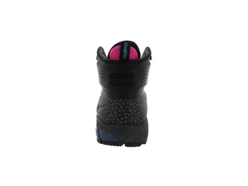 Nike Zoom Mw Posite Profi Wasserdicht Schwarz Grau 616215 040 Größe 44 45 45,5 Schwarz-Violett