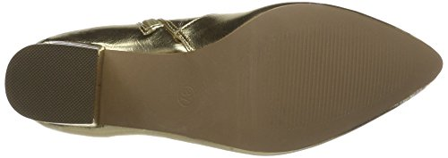 Vero Moda Vmmerle Boot, Stivali Combat Donna Oro (Pale Gold)