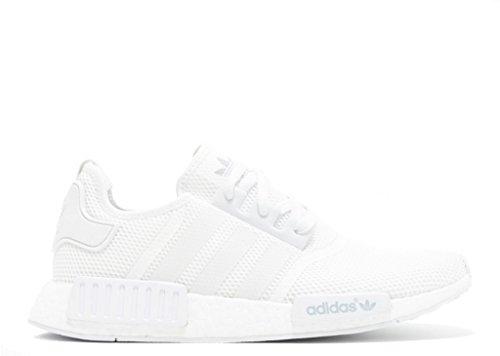 Adidas NMD R1 Triple White - Ftwr White/Ftwr White/Core Black Trainer Bianco